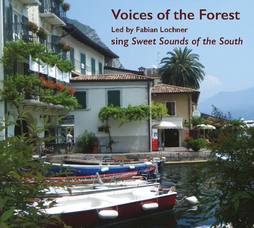 Sweet Sounds of the South CD