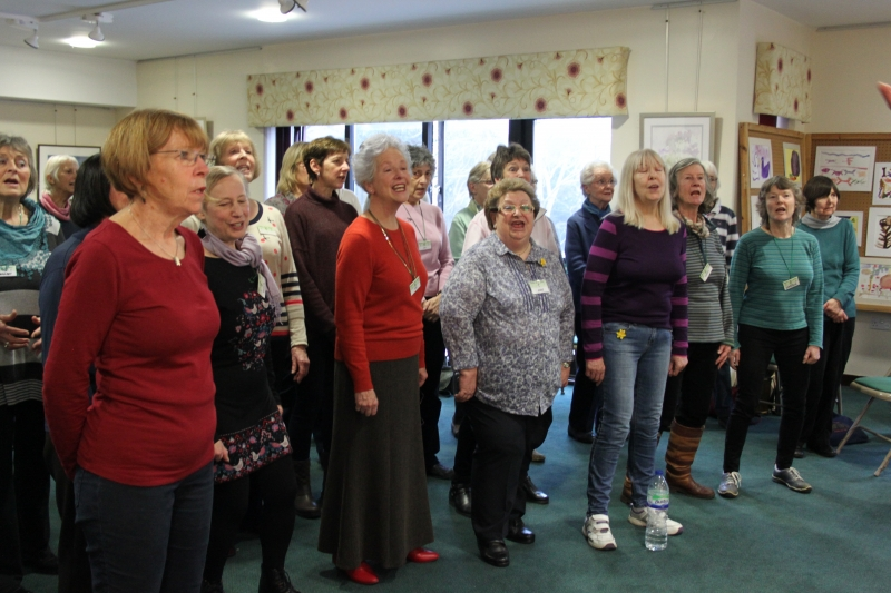 Come and Sing - Free Workshop in Lymington